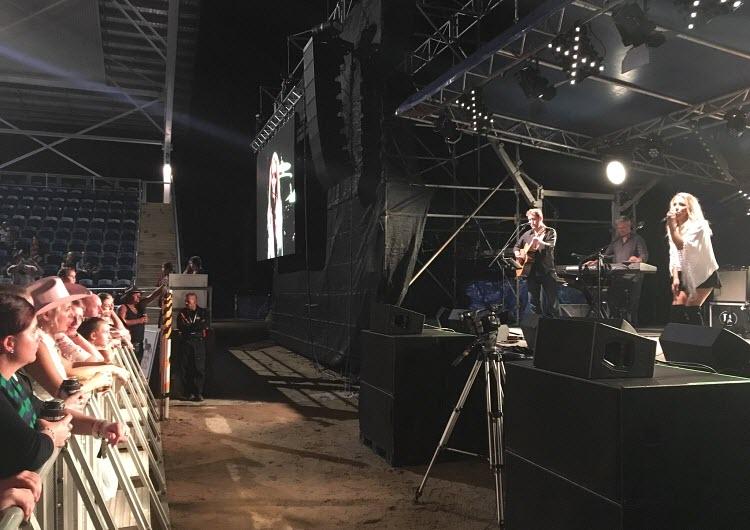 Chelsea Bashan QSEC Live Performance