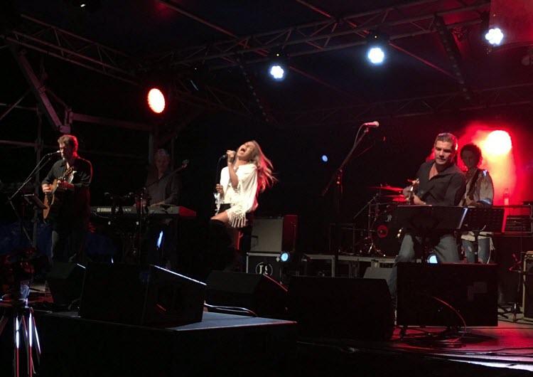 Chelsea Bashan Urban Country Music Festival
