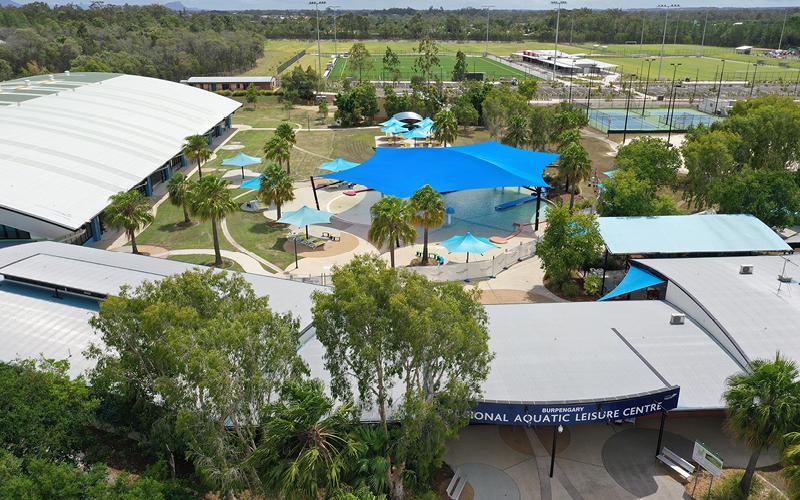 aerial-shot-burpengary-aquatic-centre-reopens